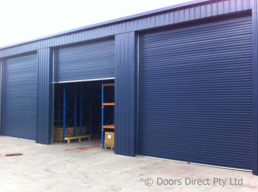 Deep Ocean Gliderol Industrial Roller Door (2)