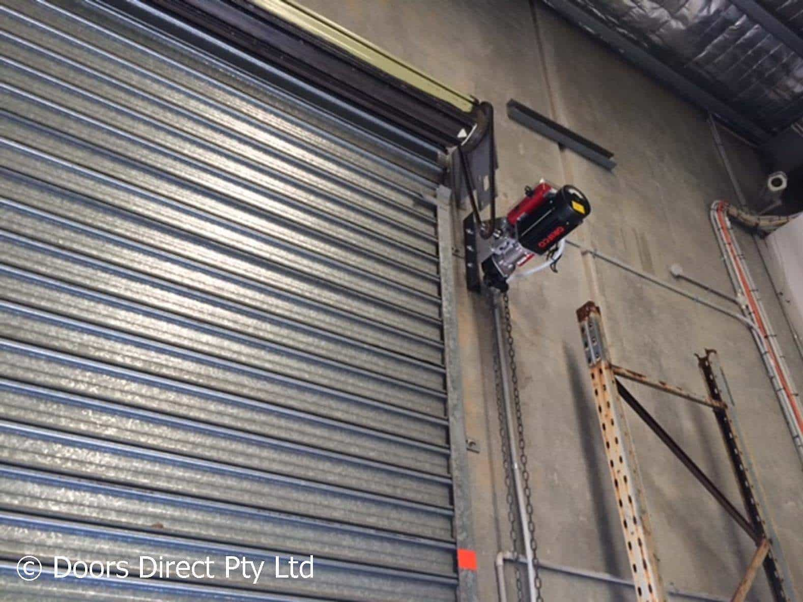 Commercial Industrial Garage Door Motors Doors Direct