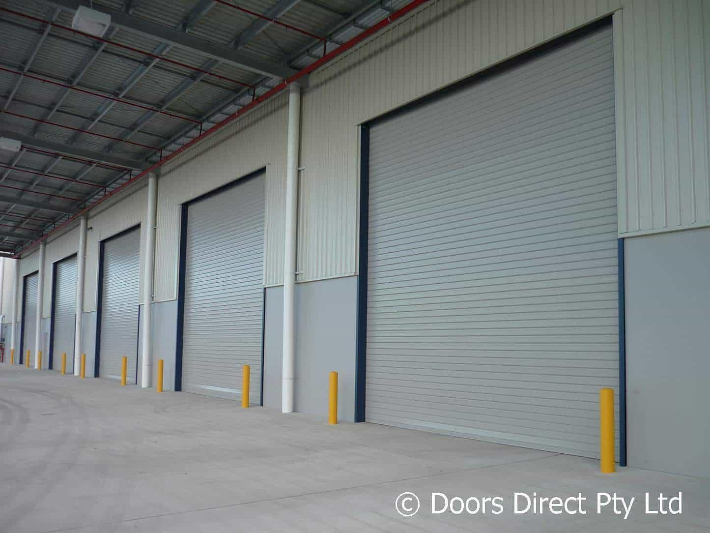 Commercial Amp Industrial Roller Door Shutters Brisbane