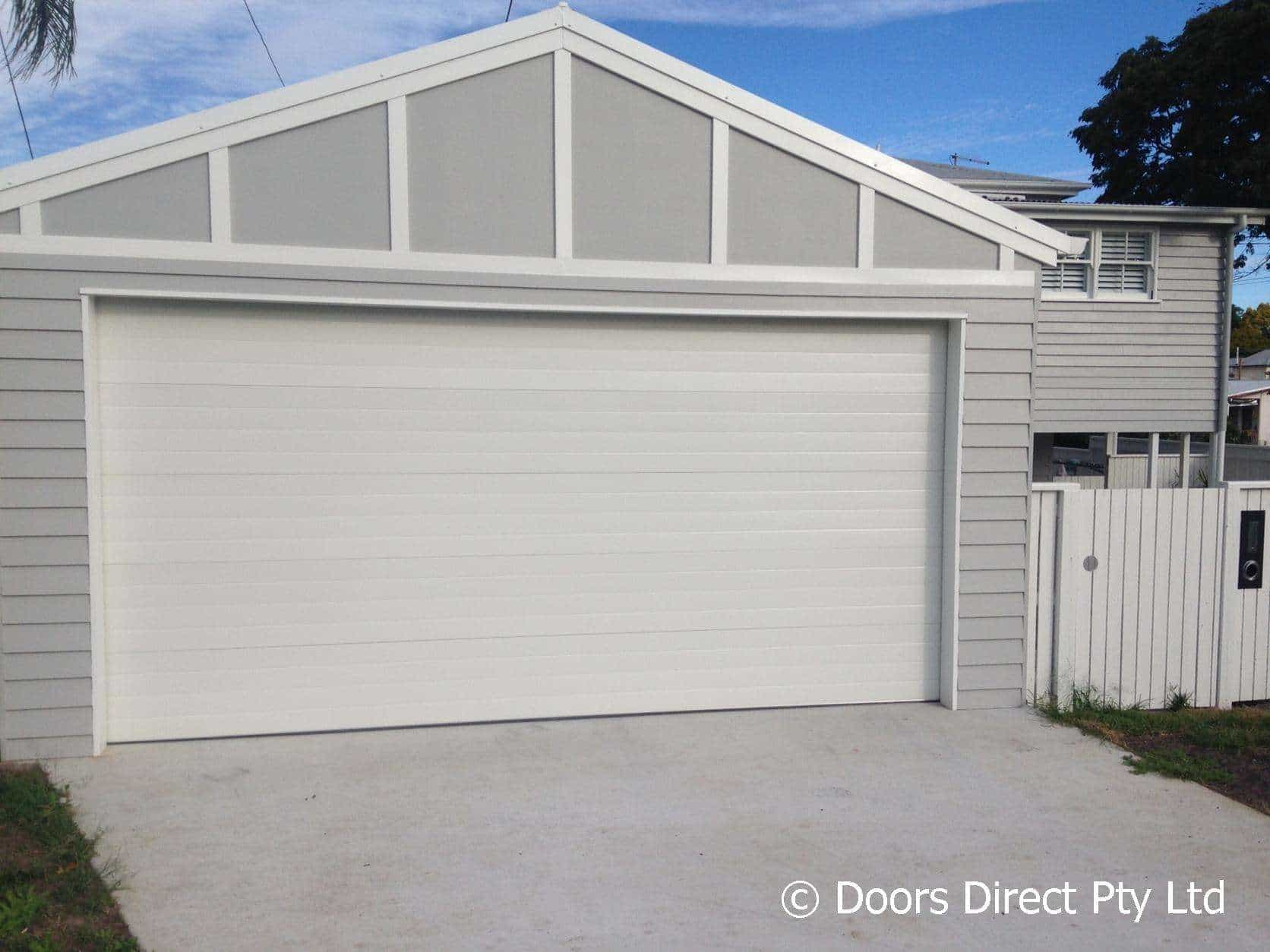 Panel Lift Amp Sectional Garage Doors Brisbane Doors Direct